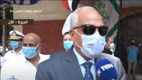 """محافظ الجيزة: إقبال كثيف للشباب في اليوم الثاني لانتخابات """"الشيوخ"""""""