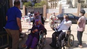 قومي الإعاقة: ذوو الهمم شعروا بقيمتهم لاهتمام الدولة بهم في الانتخابات