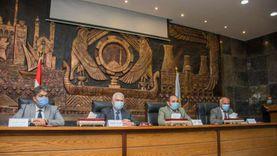 جامعة طنطا تشارك في مواجهة الموجة الثانية لكورونا