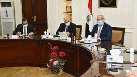 وزير الإسكان ومحافظ الجيزة يتابعان تطوير عشش شارع السودان: نسبة الإنجاز 90%