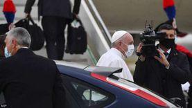 مجلس حكماء المسلمين: زيارة بابا الفاتيكان فرصة كبيرة لتعزيز السلام