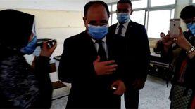 وزير المالية عقب الإدلاء بصوته: مجلس النواب استكمال لمسيرة مصر