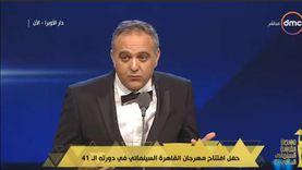 رئيس القاهرة السينمائي: انخفاض ميزانية الدورة الـ42 بسبب كورونا