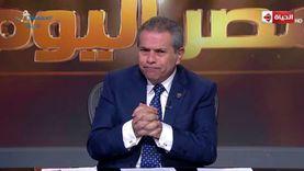 توفيق عكاشة ينفي محاولة انتحار حياة الدرديري: أصيبت بهبوط حاد