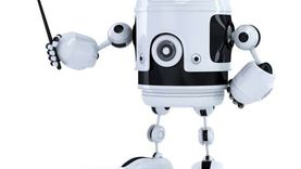 """رئيس شركة """"روبوتات"""": التكنولوجيا قادمة بقوة.. """"شطارتنا نستغلها لصالحنا"""""""