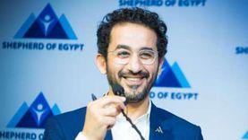 """فيديو.. أحمد حلمي عن الثانوية العامة: """"أول سنة جبت 3%"""""""