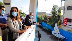إزالة 31 حالة تعد على أملاك الري والصرف في دمياط