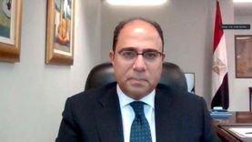 """سفير مصر بكندا يستعرض تجربة مصر الرائدة في مكافحة """"الاتجار في البشر"""""""