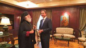 بطريرك الروم الأرثوذكس: «السيسي» رئيس مستنير يدعم الحرية الدينية