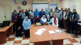«مجتمعات التعلم في ظل جائحة كورونا» برنامج تدريبي لمديري مدارس مطروح