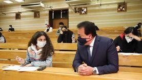 وزير التعليم العالي: 125 مشروعا لتطوير الجامعات المصرية بدعم السيسي
