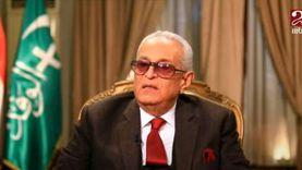 «أبو شقة»: «الوفد» يمثل المعارضة الشريفة وعامود الخيمة للديمقراطية