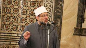 وزير الأوقاف يهنئ الرئيس والشعب المصري بعيد الفطر المبارك