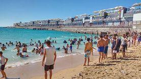 9 شروط لحجز الدخول إلى شواطئ الإسكندرية «أون لاين»
