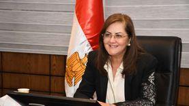 """وزيرة التخطيط تشارك في ندوة أون لاين تعقدها """"رجال الأعمال المصريين"""""""