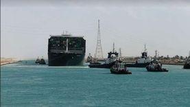 خبير ملاحي: مالك السفينة الجانحة لن يسدد أي تعويضات لقناة السويس
