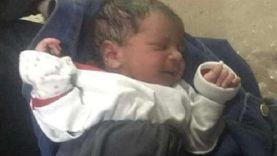 «طفلة في صندوق القمامة»..  كواليس تخلص الخالة والأم من مولودتها