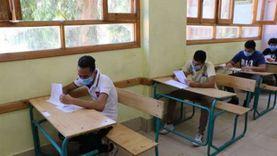 """رصد حالة اشتباه كورونا و33 """"طالب غشاش"""" في امتحان الدبلومات بـ4 محافظات"""