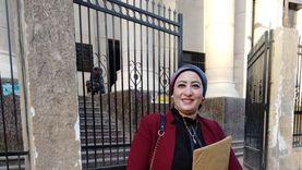 النائبة هيام حلاوة تتقدم بأوراق ترشحها لبرلمان 2020 فردي مستقل