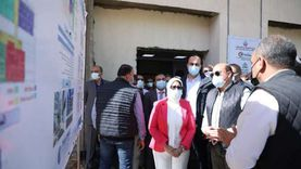 وزيرة الصحة: إنجاز 85% من تطوير مستشفى حورس بتكلفة 500 مليون جنيه