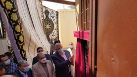 وزير الزراعة: مركز تجميع ألبان أبو قرقاص نموذج يحتذى به للقطاع الخاص