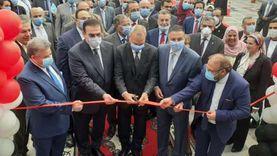 محافظ القليوبية ورئيس جامعة بنها يفتتحان قاعة الدكتور حسام العطار