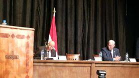 أمين مؤتمر عبدالناصر يعلق على احتجاج مشاركة علي الدين هلال