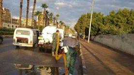 """""""شعراوي"""": 6 محافظات تتعرض لأمطار خفيفة.. واستمرار رفع حالة الطوارئ"""