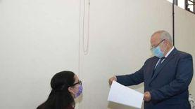 رئيس جامعة القاهرة: الامتحانات مستمرة حتى 25 أغسطس