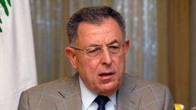 فؤاد السنيورة: رئيس لبنان يتصرف بشكل مغاير للنظام الديمقراطي في البلاد