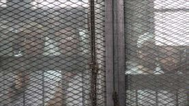 تأجيل محاكمة 215 متهما بـ«كتائب حلوان» لـ 10 فبراير