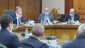 «الشامي» يلتقي وزير قطاع الأعمال لحل أزمه «الغزول» وإغلاق مصانع المحلة