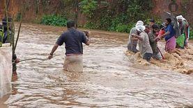 46 قتيلا في فيضانات ضربت شمالي الهند