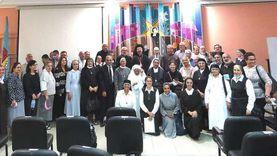 بطريرك الكاثوليك يجتمع مع أمانة مدارس الكنيسة وانتخاب مجلس إدارة جديد
