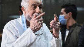 محاكمة محمود عزت في قضية «أحداث مكتب الإرشاد» بعد قليل