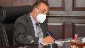 محافظ الإسكندرية يبحث بدء تنفيذ مشروع«مترو أبو قير» في مارس