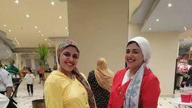 """""""تورتة وشربات"""".. نزلاء فنادق الغردقة يحتفلون بفوز الأهلي بالدوري"""