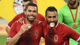 بعد 19 بطولة أحمد فتحي يختتم مسيرته مع الأهلي بلقاء طلائع الجيش