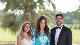 """درة تهنئ هند عبد الحليم بمناسبة الزفاف: """"اتمنالك كل التوفيق"""""""