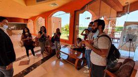 فنادق مرسى علم تستقبل أول فوج سياحي بعد توقف 4 أشهر