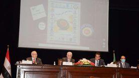 """رئيس جامعة بورسعيد يشارك في اجتماع """"الأعلى للجامعات"""""""