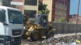 تواصل أعمال النظافة بمحيط المقرات الانتخابية في كفر الدوار