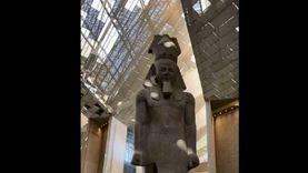 فيديو.. هاني يونس: الواحد مستعد يقعد شهر في المتحف الكبير