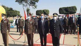 القيادات الأمنية والتنفيذية بالإسماعيلية تحتفل بعيد الشرطة