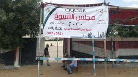 هدوء نسبي بلجان البحيرة مع بداية اليوم الثاني للتصويت بانتخابات الشيوخ