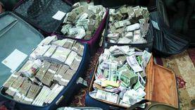"""عصابة """"100 وش"""" في المنوفية: استولوا على 12.5 مليون جنيه من رجل أعمال"""