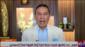 الناظر: لم تثبت أي إصابة مواطن في مصر نتيجة تلقى لقاح كورونا