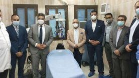 صناع الخير تهدى مستشفيات جامعة طنطا «ميكروسكوب جراحى» بـ2 مليون جنيه