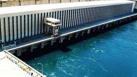 """رئيس """"السد العالي"""": السد آمن ونصرف مياها لأغراض الزراعة والشرب"""