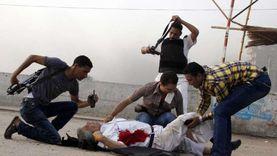 «مش لابس واقي الرصاص ليه».. المراسل المجاور للواء نبيل فراج يكشف كواليس استشهاده
